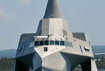 Navy: Missle Patrol Vessel