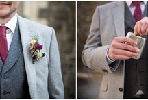 Groom / Wedding Groom and ushers