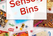 Sensory and learning through play