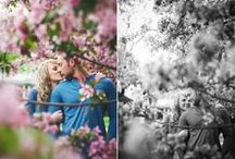 fotografía parejas en el campo