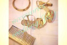 Accessories / Accessories/Gold/Wedding