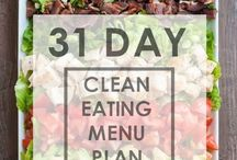 31 days of clean eating