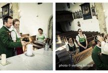Intimate Austrian Wedding Ceremony