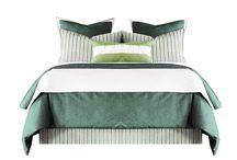 那精致的床