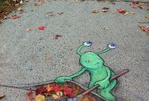 Street Art / art on the street
