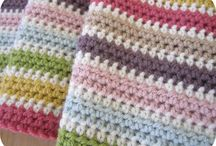 Homemade blankets are the best! / All about beautiful, handmade, crochet and knitted blankets - nothing quite so snug and warm and lovely!