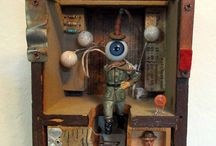 Assemblages and objects