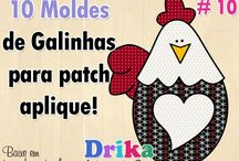 Patch aplique