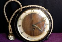 Beloved Vintage Clocks / Collection of stunning wall clocks and arm clocks.