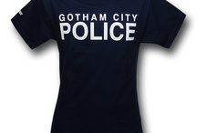 Batman clothing.