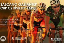 Salcano Gaziantep Cup C2 Bisiklet Yarış Programı
