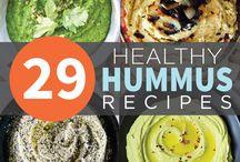 healthy humus recipes