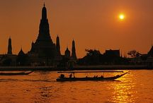 Buddhist temples in Thailand /