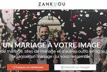 Site + Liste de mariage