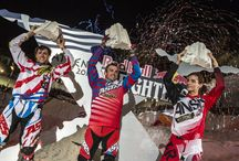 2015 Red Bull X-Fighters World Tour Greece / World Tour Standings: 1. Moore (100 pts), 2. Pagès (80), 3. Sherwood (80), 4. Adelberg (65), 5. Rinaldo (55), 6. Torres (55), 7. Bizouard (45), 8. Sheehan (45), 9. Jones (35), 10. Villegas (30)