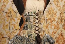 Steampunk Costume Inspiration / by Chloe VanDuinen