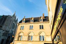 Maison Monarque / Epicerie fine -salon de thé / Delicatessen & Tea Room