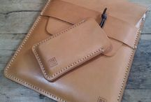 Leather case