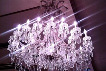 Chandeliers / by Donna Palmer