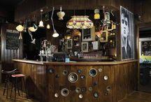 Bar Ideas... / by Mike Nixon