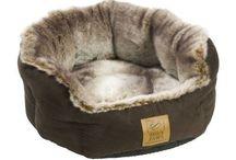 Dog Snuggle Bed Medium 22 inch Pet Pillow Burrow Sack Puppy Adult Soft Bag Pad