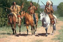 Western and Native American / Art and images of Native Americans and the American West