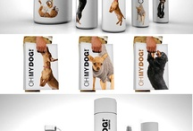 Pet Packaging / Cool and innovative pet packaging design.