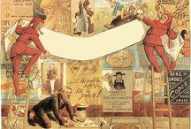 Vintage Ads / by Joyce Andrews