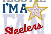 Steelers! / by Jennifer Georgel