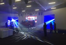 Datsun Launch / Led Screen, Lighting and Sound