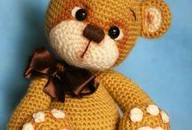 귀여운 곰인형