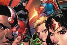 Justice League by Bryan Hitch, Tony S. Daniel & Fernando Pasarin