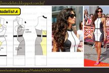 modelista A / by America Amezcua Quiroz