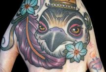 Inked / by Molton Benavente