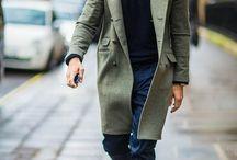 Мужской уличный стиль