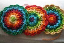 yarn motifs / by Lilly Wood
