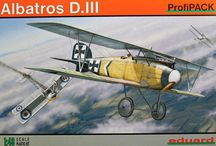 WW1 Planes & Pilots / The sky is the limit