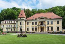 Ołdrzychowice Kłodzkie - Pałac