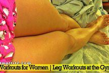 Legs/butt