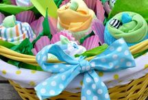 Baby Showers Ideas and Gifts / Babies are so much fun to plan for, to buy gifts for and just to be around.  You will find everything you need to have a beautiful baby shower or party to welcome the newest member of your community.