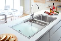 Kitchen sinks and taps / Create the ultimate multifunctional wet area with a brand-new sink and tap upgrade.