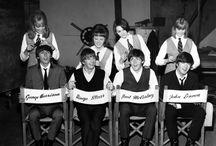 """...рядом с """"The Beatles"""" / О тех, кто рядом с """"The Beatles"""" на фотографиях"""
