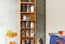 Kitchen arrangements