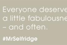 Mr selfridge quotes