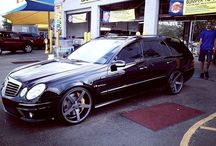 AMG CARS E55