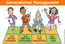 Generational Managment