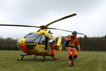 East Anglian Air Ambulance / Keep up to date with the charity and its work across the region