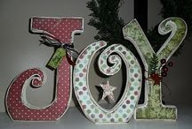 Christmas  / by Rebecca Priddy