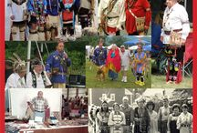 Powwow and Family / New England Powwow's and Family