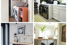 Laundry rooms / by Cristie Wojciaczyk